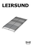 Ikea LEIRSUND side 1