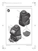 página del Bosch PLL 360 3