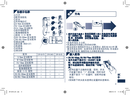 Panasonic ER-CA70 page 3