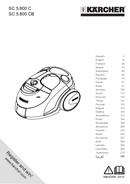 Kärcher SC 5.800 C sivu 1