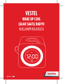 Vestel Wake Up Cool sivu 1