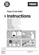Pagina 1 del Thule Fixpoint XT 3065