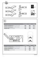 Pagina 2 del Thule Rapid System Kit 1353
