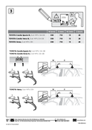 Pagina 4 del Thule Rapid System Kit 1353