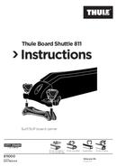 Pagina 1 del Thule Shuttle 811