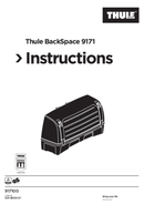 Pagina 1 del Thule BackSpace