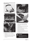 Pagina 4 del Thule Urban Glide 1 & 2 Car Seat Adapter