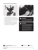 Pagina 5 del Thule Urban Glide 1 & 2 Car Seat Adapter