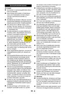 Página 4 do Kärcher G 4.10 M