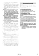 Página 5 do Kärcher G 4.10 M