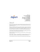 página del Digium TCE400B 2