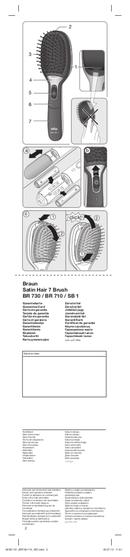 Braun BR 710 side 2