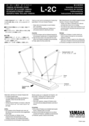 Yamaha L-2C sivu 1