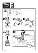 Pagina 5 del Thule SkiClick 7291 Ski Carrier