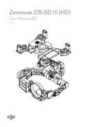 DJI Zenmuse Z15-5D III (HD) side 1