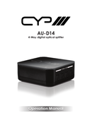 CYP AU-D14 pagina 1