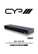 CYP QU-16E-4K side 1