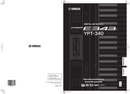 Yamaha PSR-E343 page 1