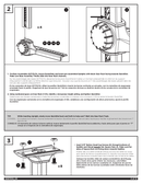 Página 4 do Thule Xsporter Pro 500XT