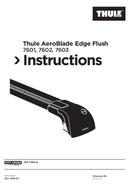 Pagina 1 del Thule AeroBlade Edge 7602