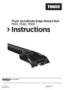 Pagina 1 del Thule AeroBlade Edge 7502