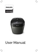 Página 1 do Philips Premium collection HD2145