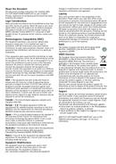 Axis P1347 pagină 2