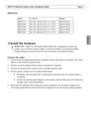 Axis P1347 pagină 5