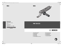 Bosch PMF 250 CES pagina 1