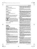 Pagina 5 del Bosch PMF 250 CES