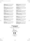 Metabo SPA 2002 D sayfa 2