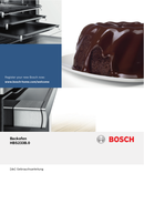 Bosch HBD431FH60 Seite 1