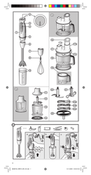 Braun Multiquick 5 MR 570 pagina 3