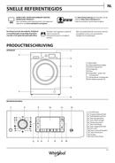 Whirlpool FWDD1071681WS EU pagina 1