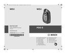 página del Bosch Detector PDO 6 1
