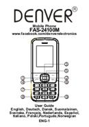 Página 1 do Denver FAS-24100M