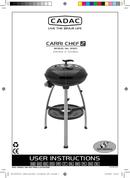 Cadac Carri Chef 2 Skottel Combo 2 pagina 1