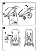 Página 3 do Thule Chariot Infant Sling