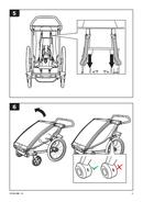 Página 5 do Thule Chariot Infant Sling