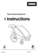 Página 1 do Thule Chariot Brake Kit