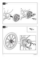 Página 4 do Thule Chariot Brake Kit