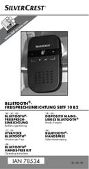 Página 1 do SilverCrest SBTF 10 B2