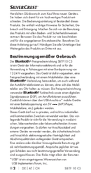 SilverCrest SBTF 10 C3 sivu 5