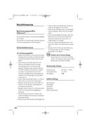 Página 4 do SilverCrest SGS 80 A1