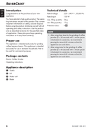 SilverCrest SKME 150 B1 sivu 5