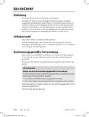 SilverCrest SHN 3.7 B1 sivu 5