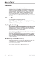 Página 5 do SilverCrest SCM 1500 B3