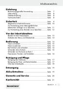 SilverCrest 7133016 sivu 5
