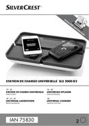 SilverCrest SLS 2000 B2 sivu 1