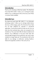 Página 5 do SilverCrest SPB 2.600 C1